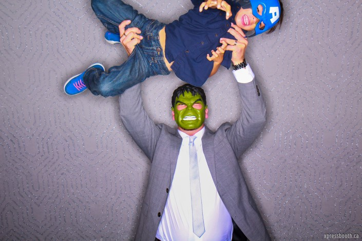 Hulk vs. Captain America