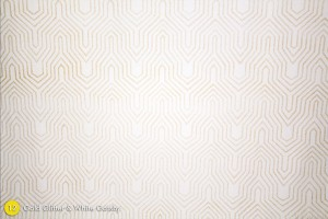 Gold/Champagne Glitter & White Gatsby Photography Backdrop