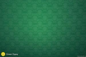 Green Gypsy Damask Photography Backdrop