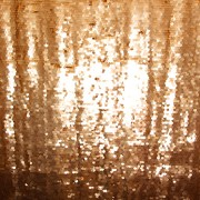 Bling Gold Spangled Backdrop