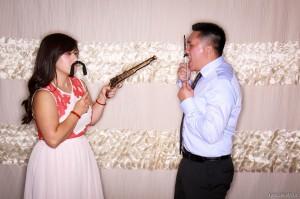 Elegant Calgary Photo booth for weddings