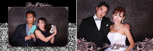 Chealsea & Boon Wedding Photo Booth - Teatro Calgary