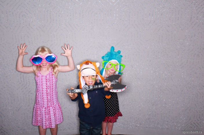 Kids in the Photo booth