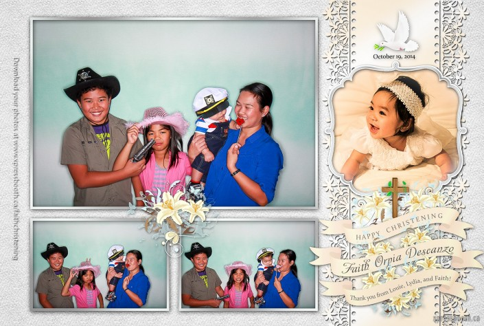 Photo booth hats!