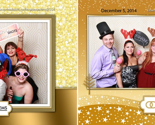 Flexpipe Christmas Party at the Glenmore Inn & Convention Centre in Calgary
