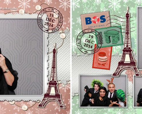 BOS Solutions Holiday Party Photo Booth Pictures at the Bow Valley Club, Calgary