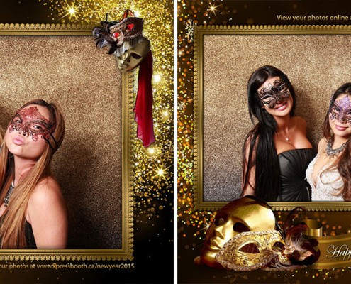 New Year's Eve Masquerade Ball at the Calgary Tower's Sky 360 Restaurant