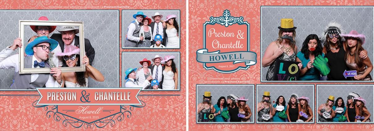 Carriage House Inn Wedding of Preston & Chantelle