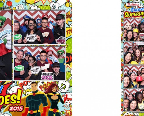 Tim Hortons Staff Party - Everyday Superheroes