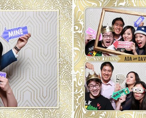 Ada & David's wedding