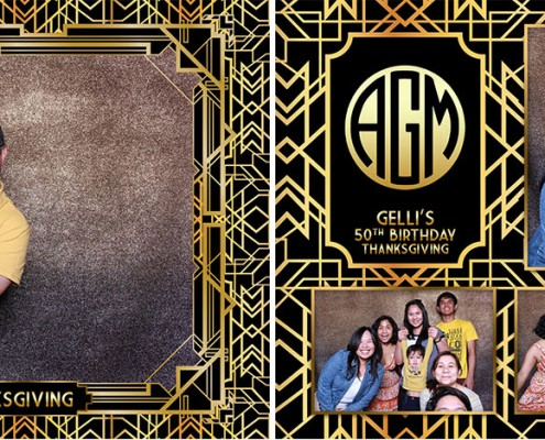 Gelli's 50th Birthday Photo Booth Gallery