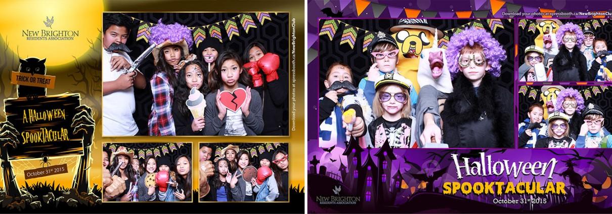 New Brighton Club Halloween Spooktacular Party