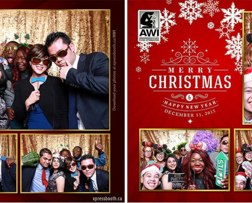 AWI Filter Christmas Party at Divino Wine & Cheese Bistro