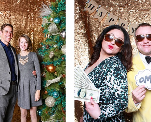 Bayer Crop Science Christmas Party with Formal Portraits
