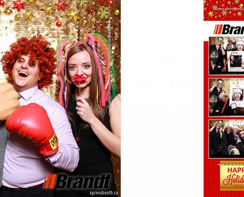 Brandt Tractor Christmas Party at Fort Calgary