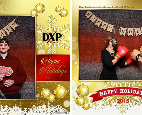 DXP Canada Christmas Party