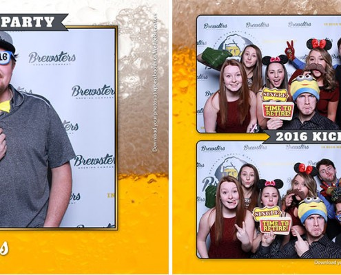 Brewsters 2016 Kick Off Party