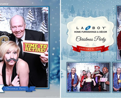 La-Z-Boy Home Furnishings & Decor Christmas Party at the Gasoline Alley, Heritage Park