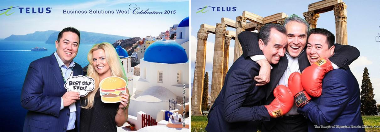 Telus Business Solutions West Kick-Off Party at the Hyatt Regency in Calgary