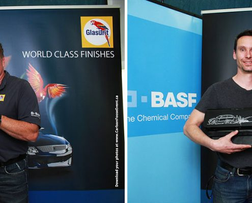 Carlson BASF Chip Foose Event