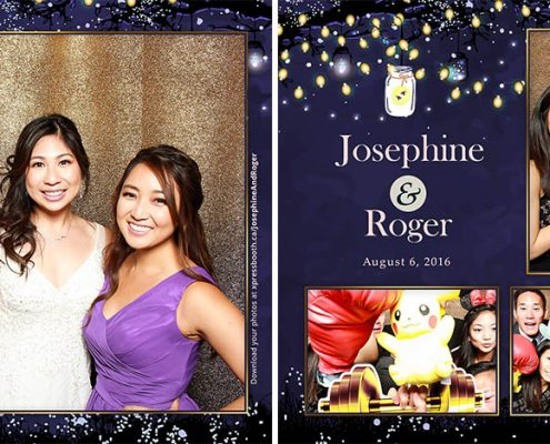 Josephine & Roger's Wedding at Valley Ridge Golf Club