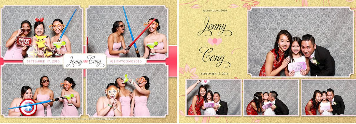 Jenny and Cong's Wedding at the Regency Palace in Calgary