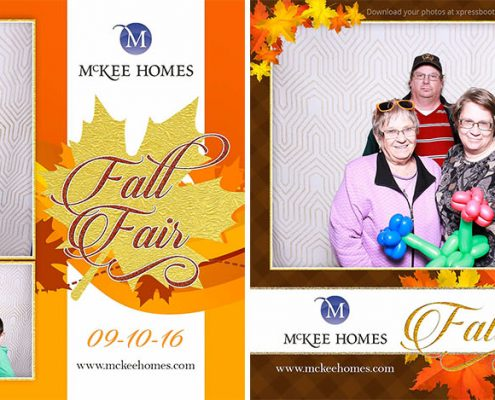 McKee Homes Fall Fair Crossfield Grand Opening