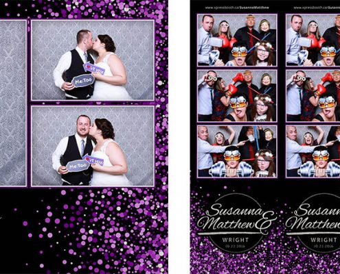 Susanna and Matthew's Wedding at the GlenEagles Golf Course in Cochrane