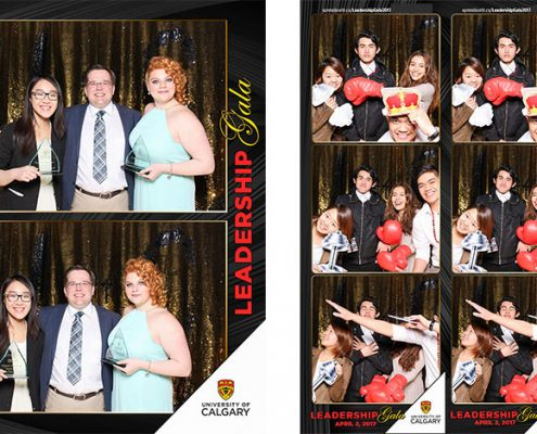 University of Calgary Leadership Gala at he MacEwan Hall