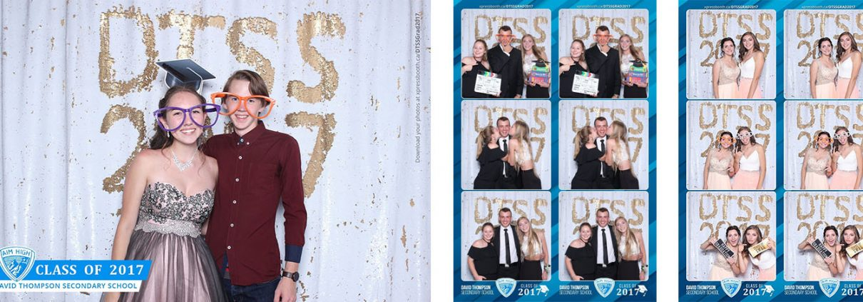 DTSS Graduation 2017 Prom Photo Booth Invermere, BC