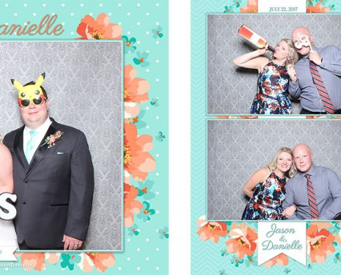 Heritage Park Calgary Wedding Photo Booth