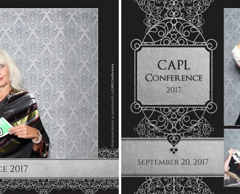 Studio Bell Calgary Corporate Photo Booth for the CAPL Conference