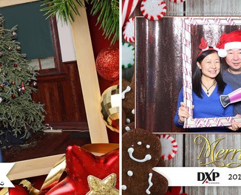 DXP Kids Christmas Party Santa Photo Booth Rental