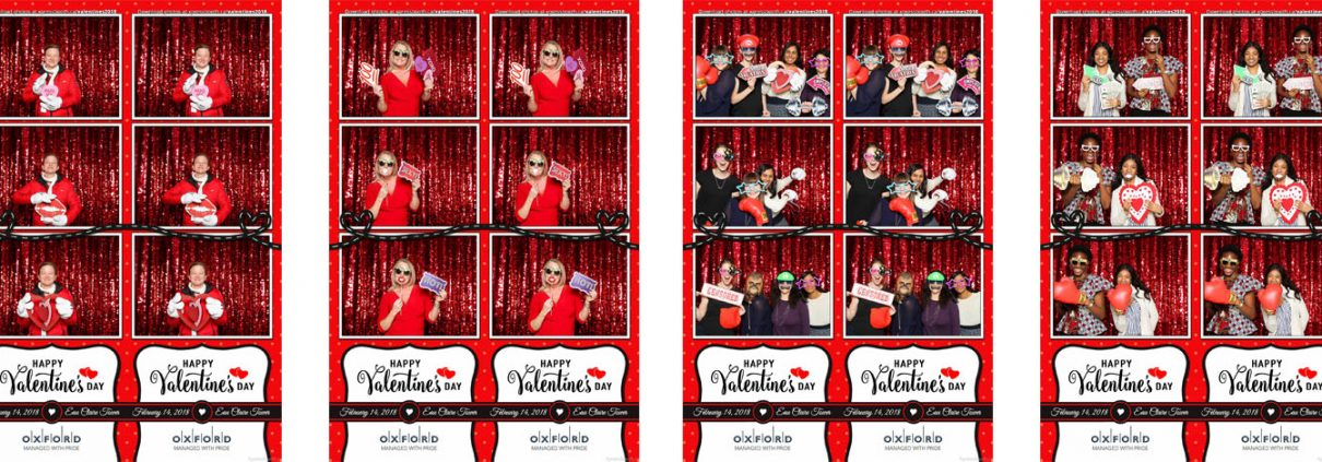 Eau Claire Tower Calgary Valentines Day Photo Booth
