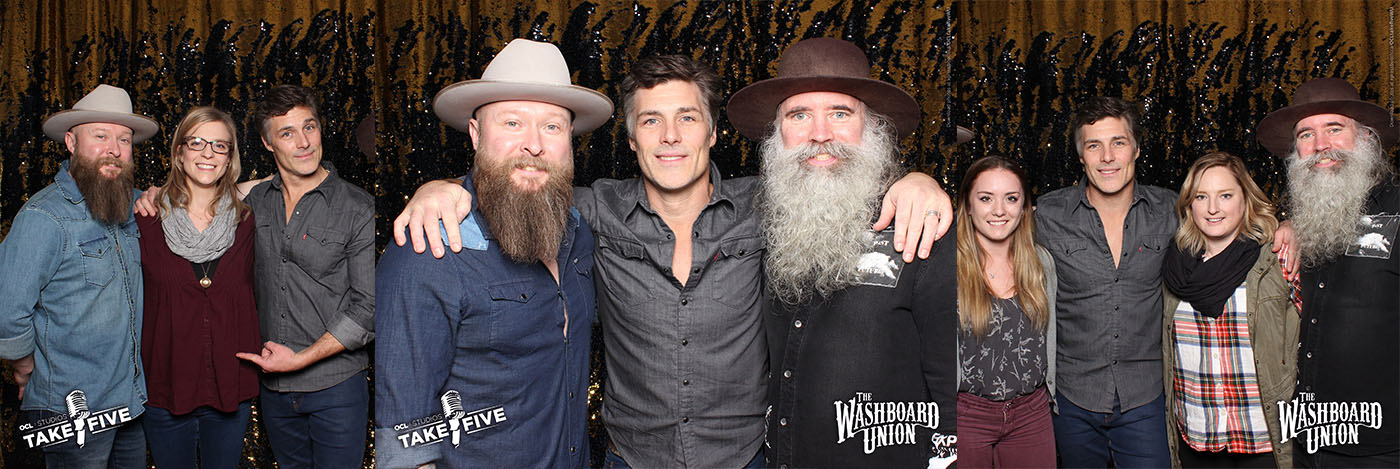 OCL Studios Take Five Washboard Union VIP Meet and Greet Concert Photos