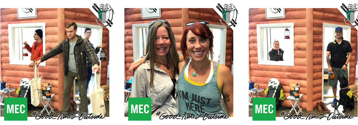 MEC South Grand Opening Animted GIF Booth