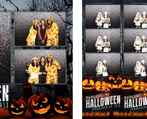 New Brighton Halloween Spooktacular Photo Booth for Community