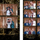 Jonathan and Wanda Wedding Photo Booth at the Pioneer House Calgary