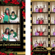 KBro Linen Christmas Party Photo Booth at the Grey Eagle Casino