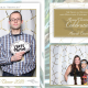 McInnis and Holloway Christmas Celebration Photo Booth at the Skyline by Simply Elegant