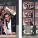 Shazia and Ali Wedding Photo Booth at the Best Western Premier Calgary Plaza Hotel